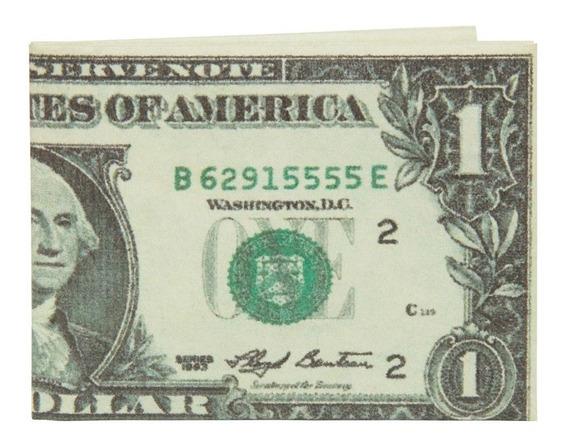 Carteira De Papel Tyvek - Ágora   1 Dólar