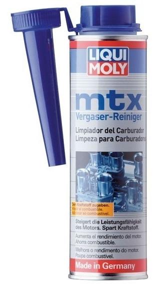Liqui Moly Limpiacarburador Mtx Vergaser 150ml
