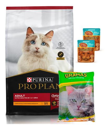 Proplan Gato Adulto 7.5kg + Regalo ! Ver Foto