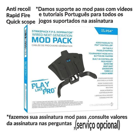 Strike Pack Ps4 Manual E Suporte Com Videos Em Português