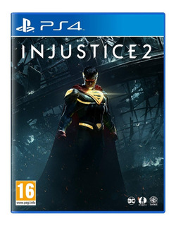 Injustice 2 Juego Original Sellado Ps4