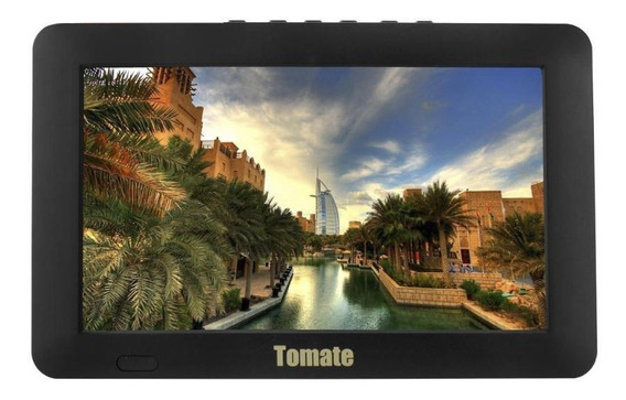 TV portátil Tomate MTM-909 LED HD 9""