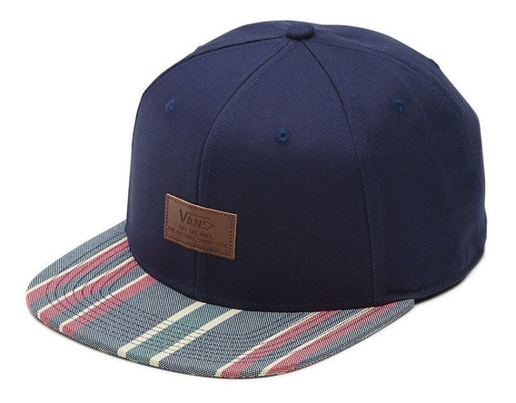 Gorra Vans Unisex Azul Oscuro Allover It Dress Vn0000x2igi
