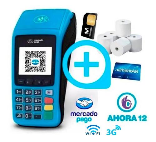 Imagen 1 de 7 de Mercadopago Point  Plus Posnet Wi Fi Y 3g Oferta Limitada !