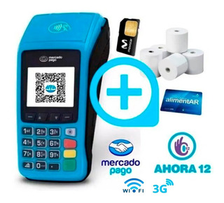 Mercadopago Point Plus Posnet Wi Fi Y 3g Oferta Limitada !