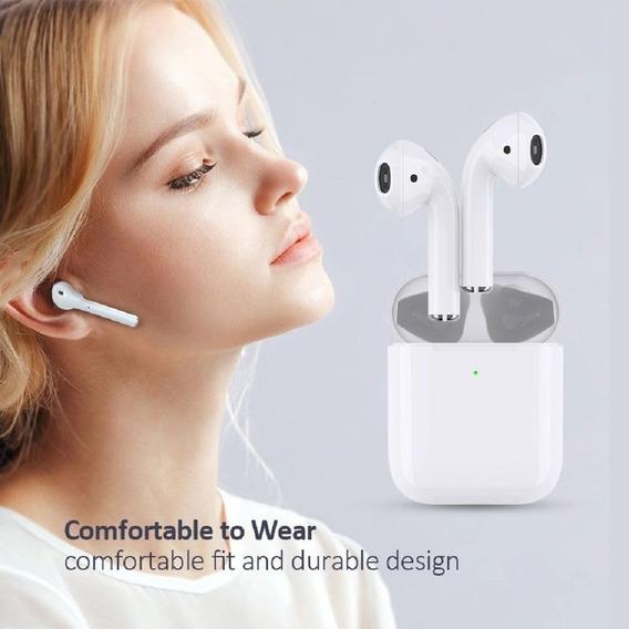 Fone Ouvido Sem Fio Celular iPhone Samsung Jbl Ear Micro