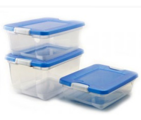 Caja Brodway Chica 7 Lts Multienvase