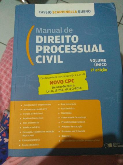 Manual De Direito Processual Civil-2° Ed.-cassio Scarpinella
