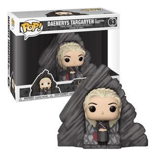 Figura Funko Pop 63 Daenerys Dragonstone Oferta!