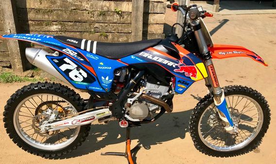 Ktm 250 Sx-f 2011