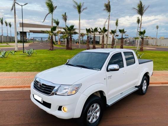 Toyota Hilux Sr 2.7 16v C.d.