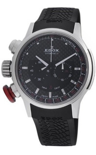 Edox Mens 10302 3 Nin2 Wrc Chronorally Watch