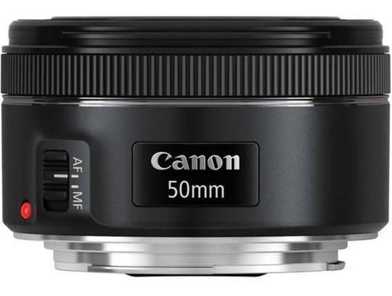 Lente Canon Ef 50mm F/1.8 Stm Original