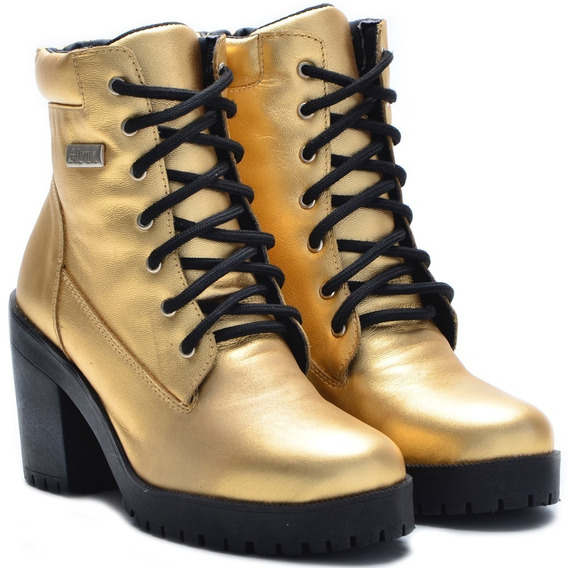 Bota Motociclista Feminina 9404 Atron Shoes
