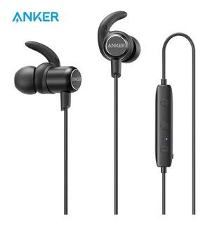 Fone De Ouvido Bluetooth Sport Anker Soundbuds Slim Ipx4 - Pronta Entrega
