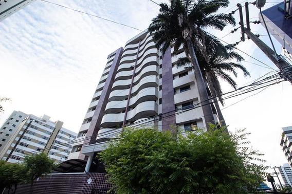 Apartamento Em Meireles, Fortaleza/ce De 125m² 3 Quartos À Venda Por R$ 550.000,00 - Ap161591