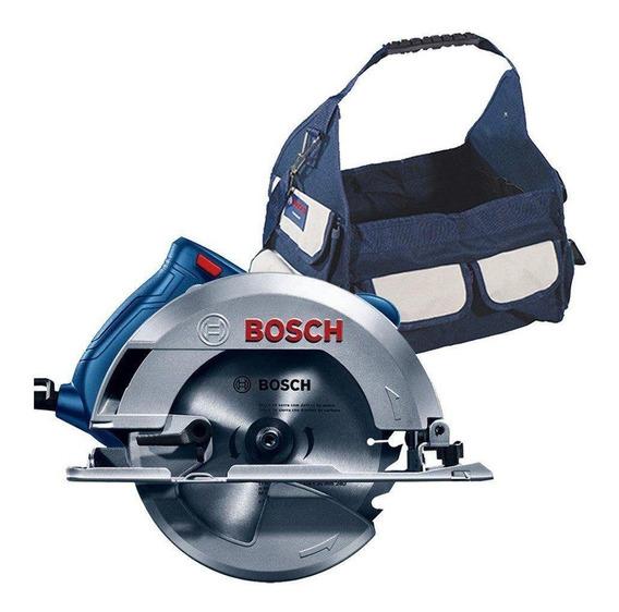Serra Circular Bosch 1500w Gks 150