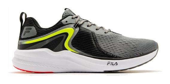 Tenis Fila Fr 97 Energized Running Masculino Grafite