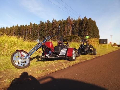 Triciclo Sport 1.8 Ano 2020 Harley  Motor Casa Motor Home