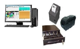 Caja Registradora Computarizada + Sistema Para Todo Negocio