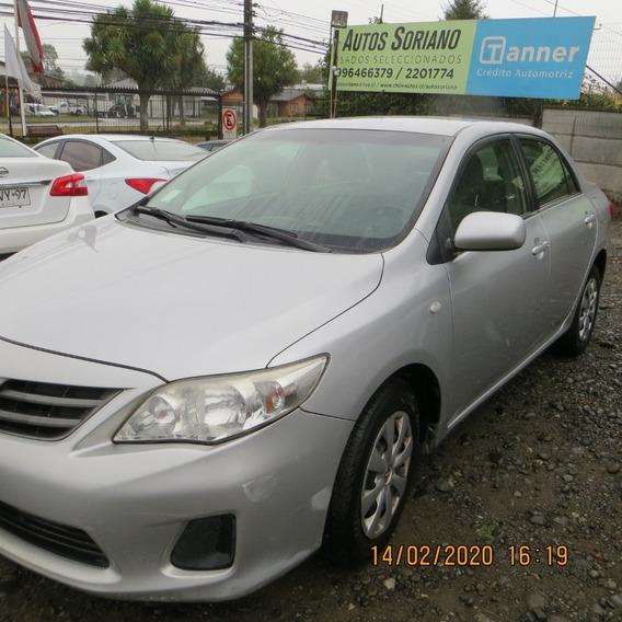 Toyota Corolla Aut 2012, Pie $1.100.000