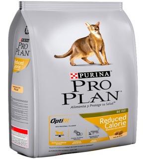 Pro Plan Calorias Reducidas / Comida Seca Gatos Adultos 3 Kg