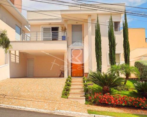 Imagem 1 de 28 de Casa Para Venda Em Condomínio Morada Das Nascentesl Em Valinhos - Imobiliária Em Campinas - Ca00945 - 68984885