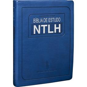 Biblia De Estudo Ntlh Grande