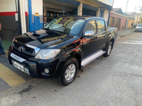 Toyota Hilux 2011 3.0 Srv Cab. Dupla 4x4 4p