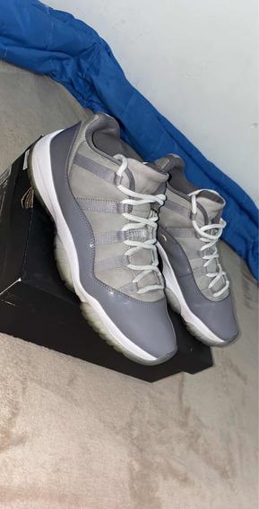 Jordan 11 Low Cool Grey