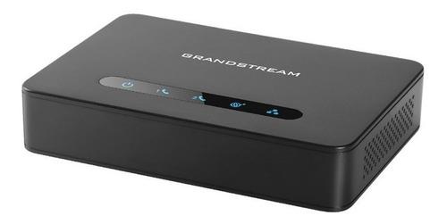Gateway Ip Grandstream Ht812 Ata 2 Fxs 2x Rj45 Gigabit