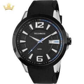Relógio Technos Masculino 2115knw/8p Com Nf