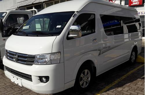 Foton Cs2 View  Mini Bus Homologado 15 + 1  En Stock