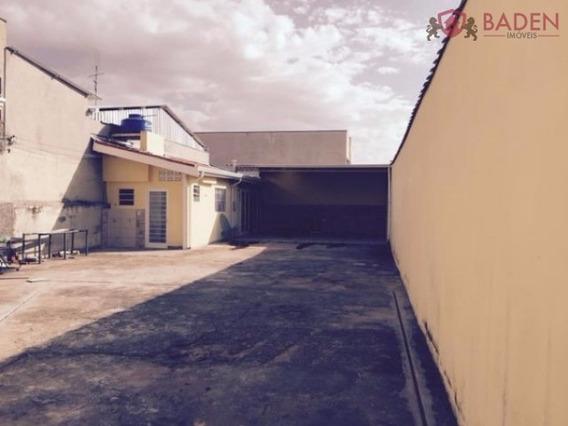 Casa Residencial / Comercial Em Campinas - Sp, Jardim Do Trevo - Ca00858