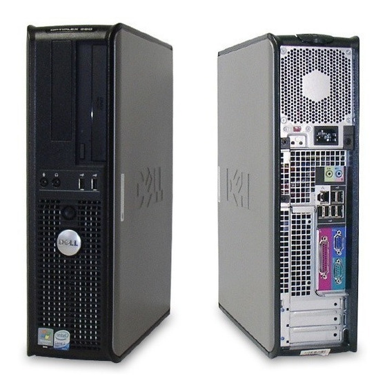 Promoção¹ Dell Optiplex 360 /2gb Ram 160 Hd + Brinde Wifi