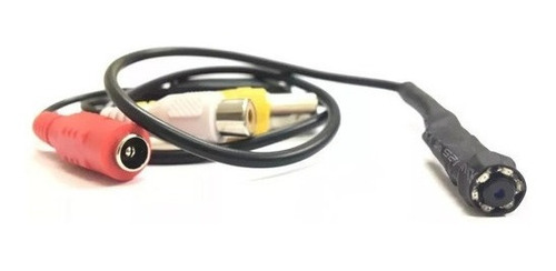 Micro Camera Espia Microfone E Modo Noturo Dvr 1080n