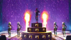 Skin Galaxy Ikonik + Pavos Para Fortnite Batle Royal
