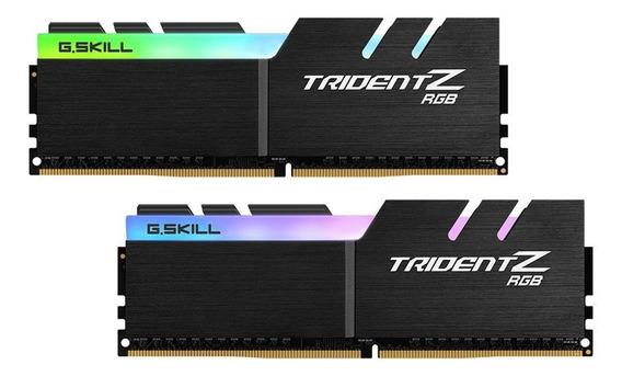 Memória RAM 16GB 2x8GB G.Skill F4-3600C18D-16GTZRX
