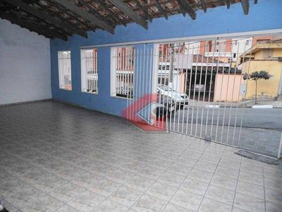 Casa Residencial À Venda, Dos Casa, São Bernardo Do Campo. - Ca0435