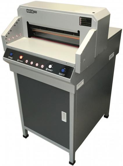 Guillotina Alta Capacid. Automatic 600 Electr Mesa+luz Laser