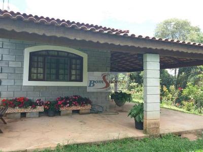 Sítio Rural À Venda, Jaguarí, Santa Isabel. - Si0003