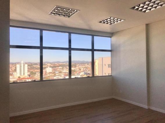 Sala Para Alugar, 28 M² Por R$ 1.150/mês - Centro - São José Dos Pinhais/pr - Sa0102