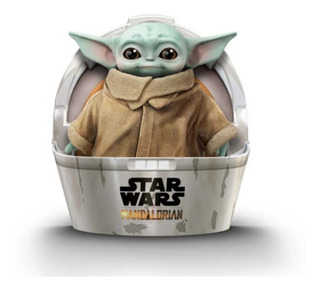 Peluche Star Wars The Mandalorian The Child Baby Yoda 28cm