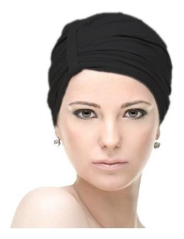 Turbantes Uso Oncologico/quimio Hipoalergénicos 100% Algodón