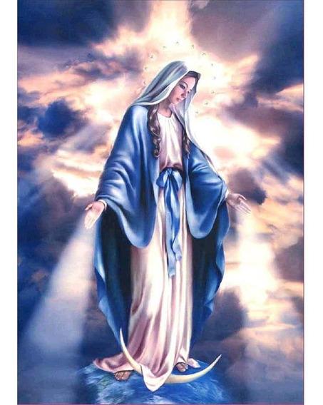 Pintura De La Religión Diamante Hecho A Mano De La Pintura