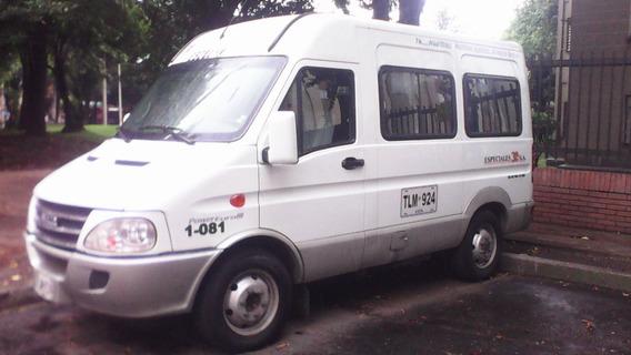 Microbus Servicio Especial Carroceria Alta
