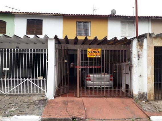 Sobrado À Venda, 130 M² Por R$ 400.000,00 - Vila Friburgo - São Paulo/sp - So2670