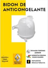 Bidon De Anticongelante Renault Sandero- Sandero Stepway