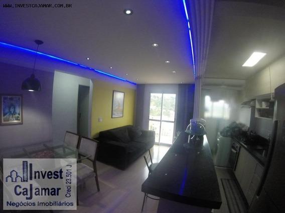 Apartamento Andar Alto 3 Dorms Sendo 1 Suíte. Portal Cajamar
