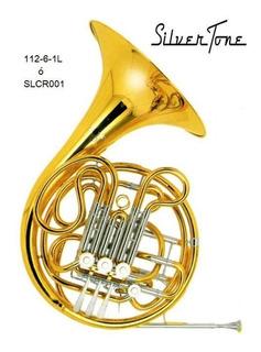 Corno Frances Silvertone Doble F/sib Slcr001